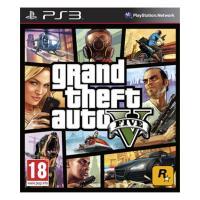 GTA V - Grand Theft Auto PS3