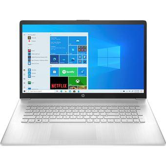 Portátil HP Laptop 17-cn0004ns 17,3'' Plata