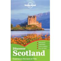Discover Scotland. Lonely Planet