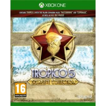 Tropico 5 Complete Collection Xbox One Exclusiva Fnac