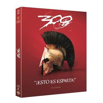 300  Ed Iconic - Blu-Ray