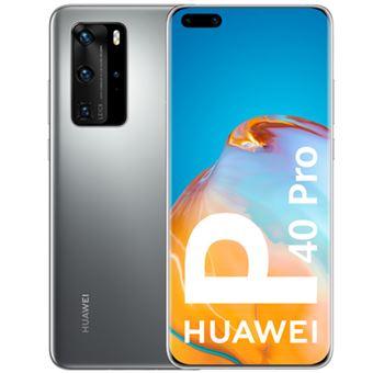 Huawei P40 Pro 6,58'' 256GB 5G Plata
