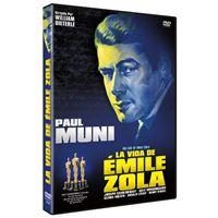 La vida de Emile Zola - DVD
