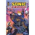 Sonic: The Hedhegog núm. 21