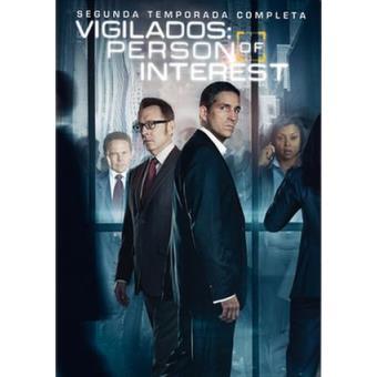 Vigilados: Person Of Interest - Temporada 2 - DVD