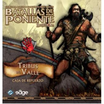 Batallas de Poniente. Las tribus del valle