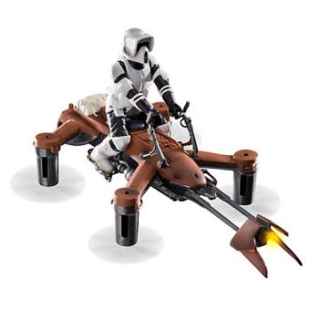 Drone Star Wars Battling Quadcopter - 74-Z Speeder Bike
