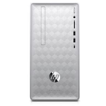 PC Sobremesa HP Pavilion 590-p0029ns Plata