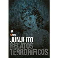 Junji Ito: Relatos terroríficos núm. 17