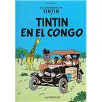 Las aventuras de Tintín 1. Tintín en el Congo