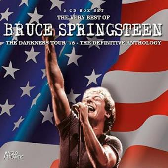 The very best of Bruce Springsteen. The Darkness Tour 1978. The definitive anthology  (3 CD)