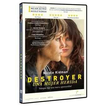 Destroyer. Una mujer herida - DVD