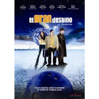 El gran destino - DVD