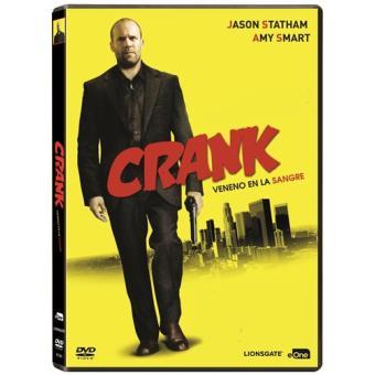 Crank. Veneno en la sangre - DVD
