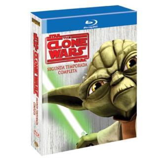 The Clone Wars - Temporada 2 - Blu-Ray
