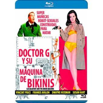 Doctor G y su máquina de bikinis - Blu-Ray