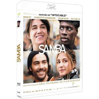 Samba - Blu-Ray