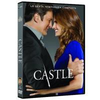 Castle - Temporada 6 - DVD