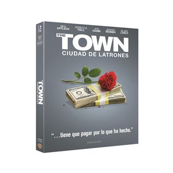 The Town: Ciudad de ladrones  Ed iconic -Blu-Ray