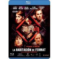 La habitación de Fermat - Blu-Ray