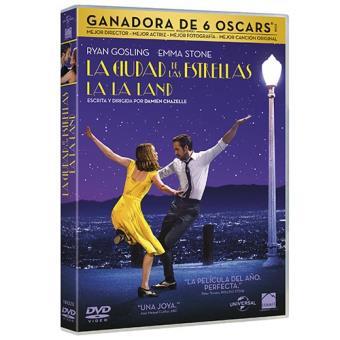 La La Land - La ciudad de las estrellas - DVD