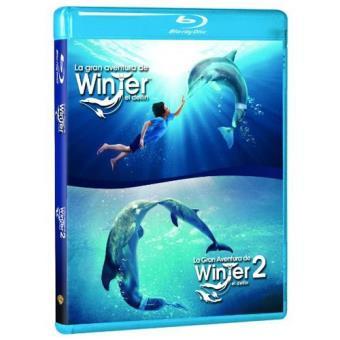 Pack: Winter El Delfín 1+2 - Blu-Ray