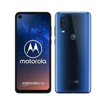 Motorola Moto One Vision 6,3'' 128GB Azul + Auriculares