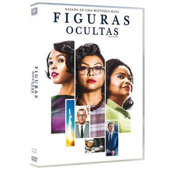 Figuras ocultas - DVD
