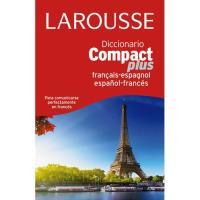 Diccionario Compact Plus. Español-Francés. Francés-Español