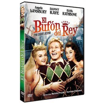 El bufón del rey - DVD