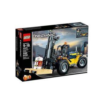 LEGO Technic 42079 Carretilla elevadora de alto rendimiento