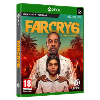 Far Cry 6 Xbox Series X / Xbox One