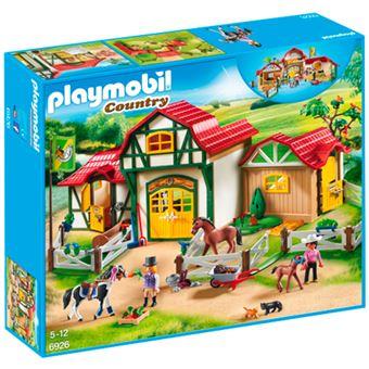 Playmobil Country Granja de caballos