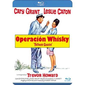 Operación Whisky - Blu-Ray