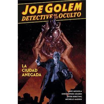Joe Golem Detective de lo oculto 3-