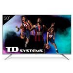 TV LED 50'' TD Systems K50DLJ12US 4K UHD Smart TV