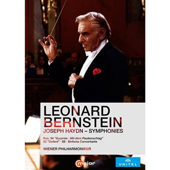 Haydn - Symphonies Nos. 88, 92 & 94 - DVD