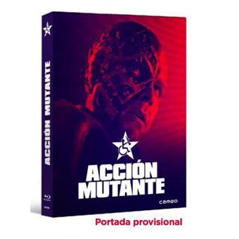 Acción Mutante - Blu-ray