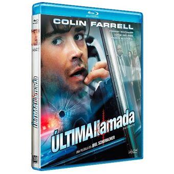 Última llamada - Blu-Ray