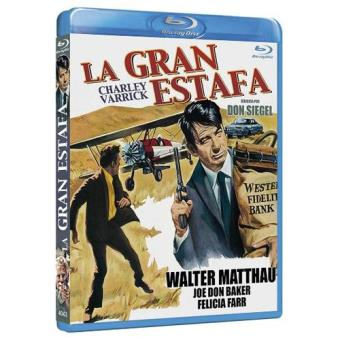 La gran estafa - Blu-Ray