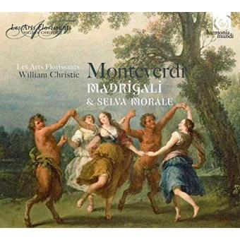 Box Monteverdi Madrigali & Selva Morale