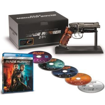 Blade Runner 2049 - DVD + Blu-Ray + 3D + UHD  Ed. Limitada Pistola