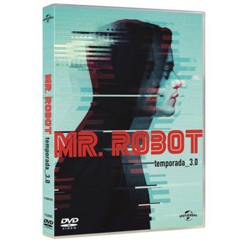 Mr. Robot - Temporada 3 - DVD