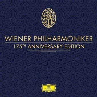 Wiener Philharmoniker - Edición 75 aniversario - 6 vinilos