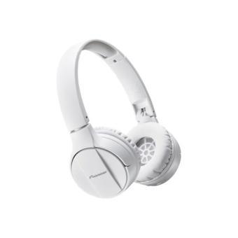Auriculares Bluetooth Pioneer SE-MJ553BT Blanco