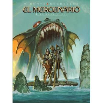 El Mercenario 4: El sacrificio