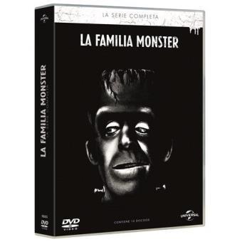 La Familia Monster Temporadas 1-2 La serie completa - DVD