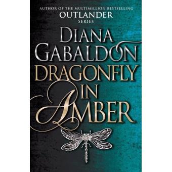 Dragonfly In Amber. Outlander 1