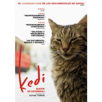 Kedi (Gatos de Estambul) - DVD
