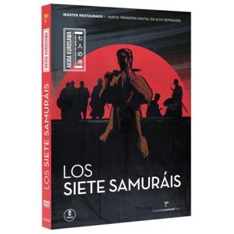 Los siete samuráis - DVD